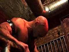 Problematic muscle hunk Carlo, an Alphamale regular, joins in the hardcore gay men fucking with horny American Rocky who can't assistance but get