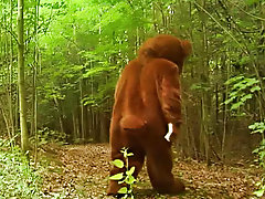 There play a joke on been sightings but this is the primary time he's absolutely cum outta the woods sex gay hunk