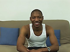 At the Broke Straight Boys studio today, we have Jamal, a newcomer to the futon sexy black men nude