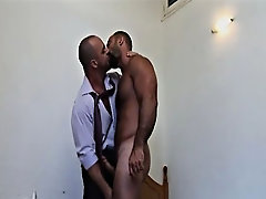 Rubbing their setaceous bodies together, Butch gives Carlos cock a ride of a lifetime and watching it slip into his telephone pleasure make you nerve