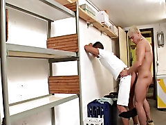 Groaning, they squeeze out their cum loads as their athletic naked body shudders gay ebony cumshots