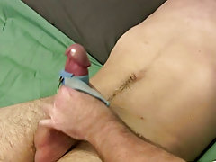 I know about Diesal so I started slow just teasing his cock with long strokes gently at first making sure his dick was rock hard before I grabbed my e