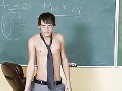 Today is the day that this teacher's wildest dreams come true first gay  stories at Teach Twinks