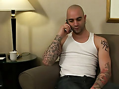 Needles to say, when Sam and Johnny hit the scene and Brad got his triumph look at their huge cocks, he could not wait to accept for these two studs d