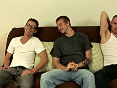 Mike suggested they try a daisy fetter, so they opened up the futon, each undivided with a cock in his mouth so no-one was left out free