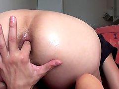 Eggs ass eating gay sex fetish