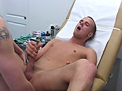 Dr. Phingerphuck grabbed my hand and held it for the sake a second while he started to fuck me gay senior anal sex video
