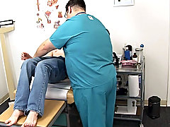 My next patient of the hour is Corey gay fetish shop
