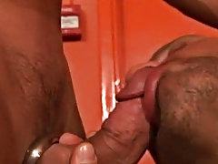 Tom lubes up Tobias' butt before slipping his thick cut cock straight into his guys waiting aperture, filling it nicely bears gay naked at Alpha