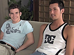 I am always horny so I did my best to entice the guys into fucking each other free hardcore anal sex gay at Broke College Boys!