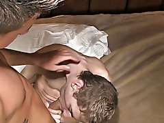 "They share a ""moment"", a look filled with lust and thirst free twink gay video"