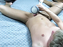 Mason Ross is a first timer from Kentucky and he's immediate to show on holiday to both Teagan Daniels, the camera man, and the world his first g