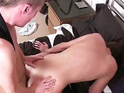 Nude twinks physical and twink contest on stage -...