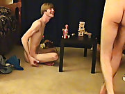 """ This is a long clip for u voyeur types who like the idea of watching these boys receive naked, drink, talk and play smutty games big cock gay t"