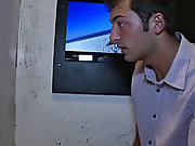 Ebony on white gay blowjob pics and very cute young...