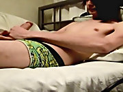 This emo guy has the perfect booty and a wang that would split u in two, watch as Tyler shoves his toy up his causing him to blow his sexy sweet load