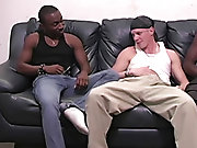 Interracial twink cumshot movies and hung interracial gay speedo