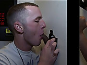 Free gay male porn urinal blowjob video and puerto...