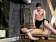 Old gay guy likes a rough blowjob porn and very cute...