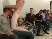 Dicks in mouths turned into dicks in asses and cum on faces straight men pissing in groups at Sausage Party