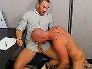 Gay asian silver daddies sex and big soft cut cocks...
