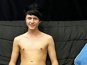 Chad is a big dicked twink who's ready and rearing to begin showing off for the camera masturbation male pictures at Boy Crush!