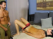 Male underwear fetish vid at Bang Me Sugar Daddy