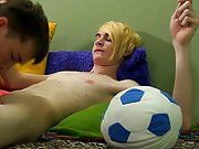 Bareback twink blond boys creampie pics and gay...