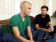 First time gay male teen blowjob videos and gay...