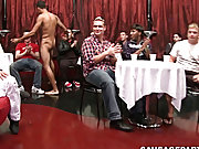 Group sex gays and ladies and 1 straight boy nude at Sausage Party