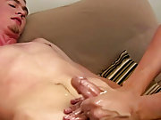 Guys first masturbation porn and man masturbating...