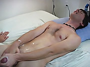 Twink on twink gay male massage and bear gay twink orgy
