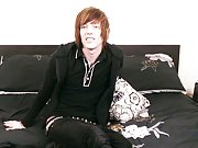 Sean Taylor Interview Solo Video gay boy teens at Homo EMO!