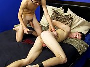 Twink and muscle man gangbang and holly wood twinks...