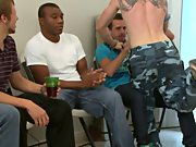 Bicurios male masturbation groups and guys gay group sex at Sausage Party