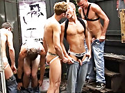 If you love young masculine gay studs giving each other blow jobs you'll love this video men group masturbation at Backroomfuckers