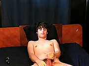 Lucas has a great wang surrounded by a thatch of dark pubic hair amateur x boy - at Tasty Twink!