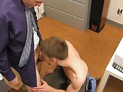 Twinks ballet gay and young boy camping ass lick at My Gay Boss