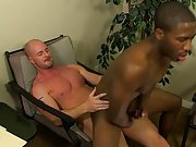 Comfortable cock hairy man gay and old old men...