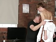 Young boys cum in each other mouths and twink doctor...