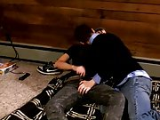 Mutual jerking off and teen boy jerks off after...