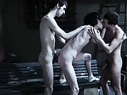 Group sex one guy and gay men private strippers...
