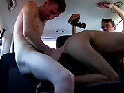 Twin twinks gay sex and dick masturbation nude - at Boys On The Prowl!