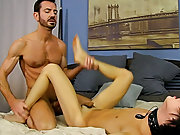 Tiny boys first anal by big cock pics and gay male amateur bondage videos at Bang Me Sugar Daddy
