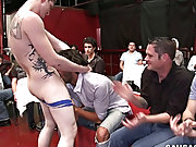 Young boy blowjob cumshotgalleries and free gay group party sex porno at Sausage Party