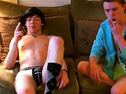 Emo mexican blowjob and gay twinks giving massage -...