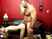 Young boy swallow first load video and the gay men...
