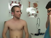 Anthony had just started stripping out of his clothes and climbed up on a chair next to me putting his cock in my face young gay blowjob