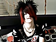Then strips down and shows off his marvelous emo body gay 19 old boys fuckin EMO