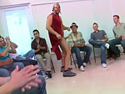 Free gay group sex videos and gay foot toe fisting...